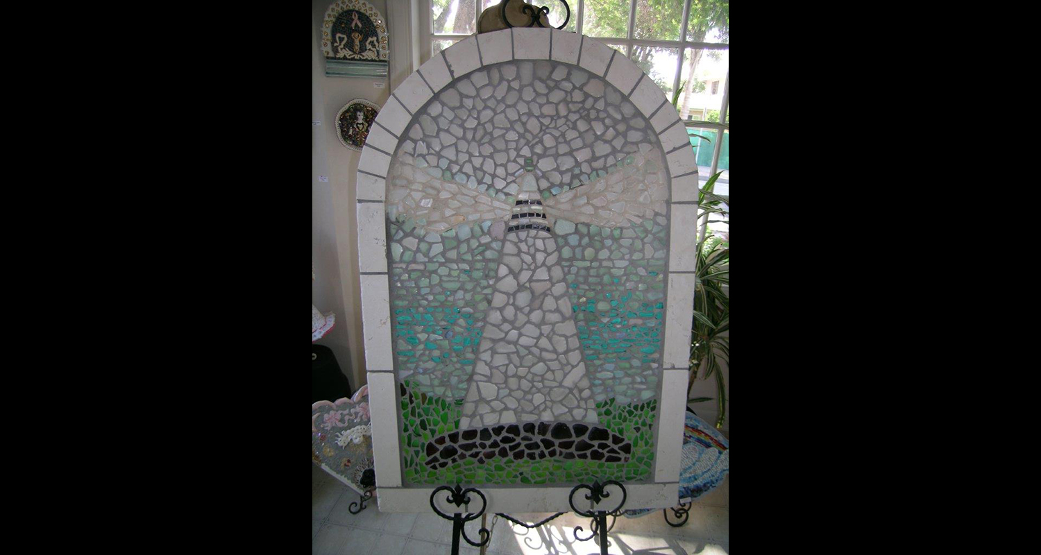 Sea Glass Lighthouse