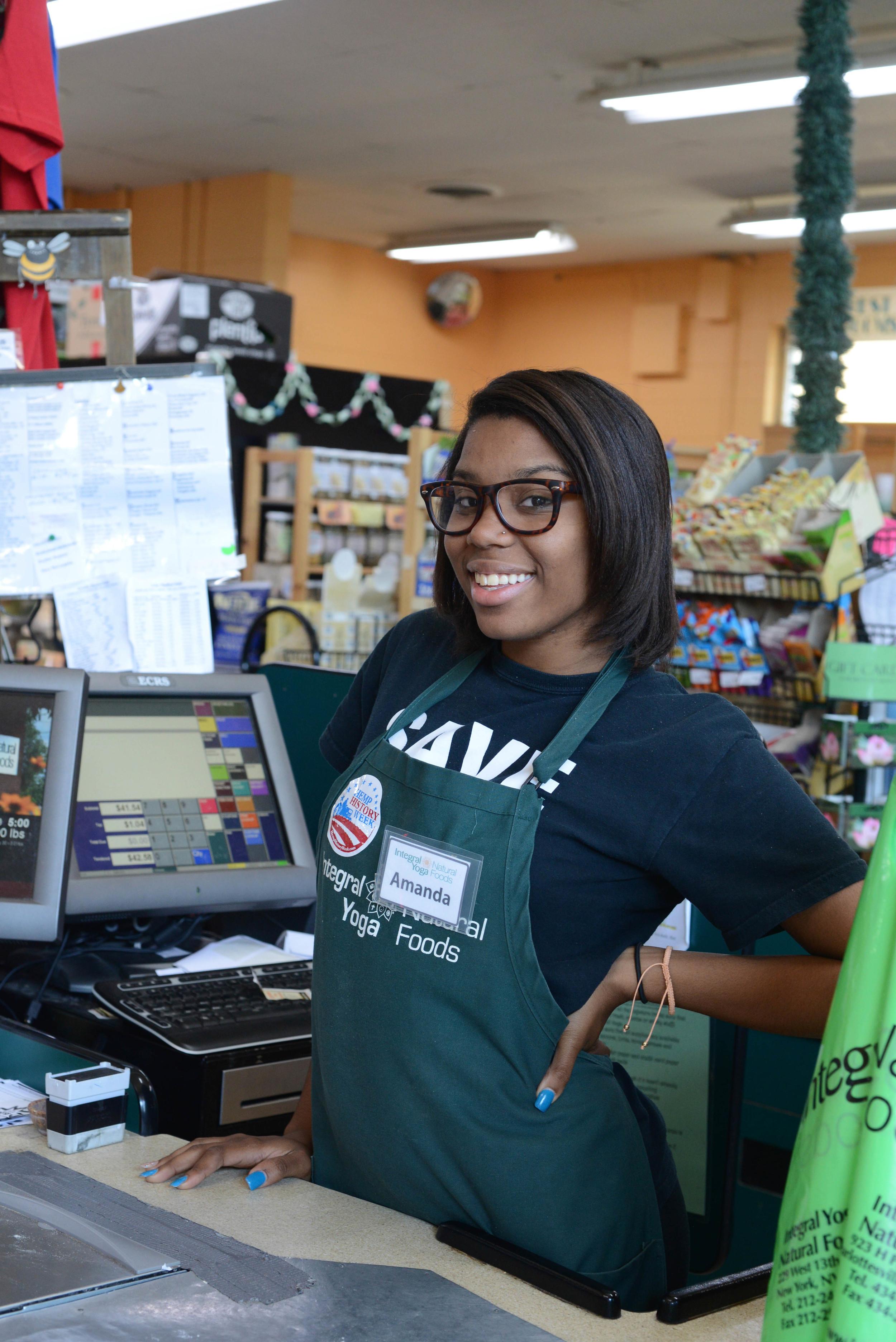 Amanda, Team Member