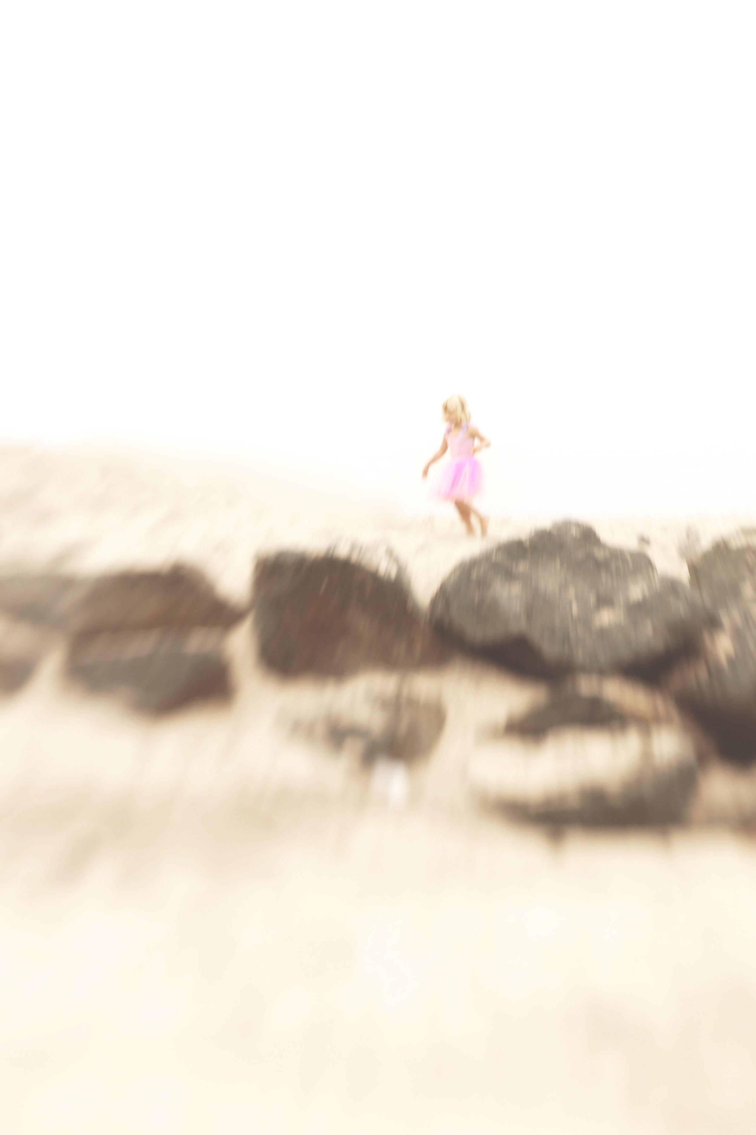 """""""The Jump"""" Ocean Beach, California"""