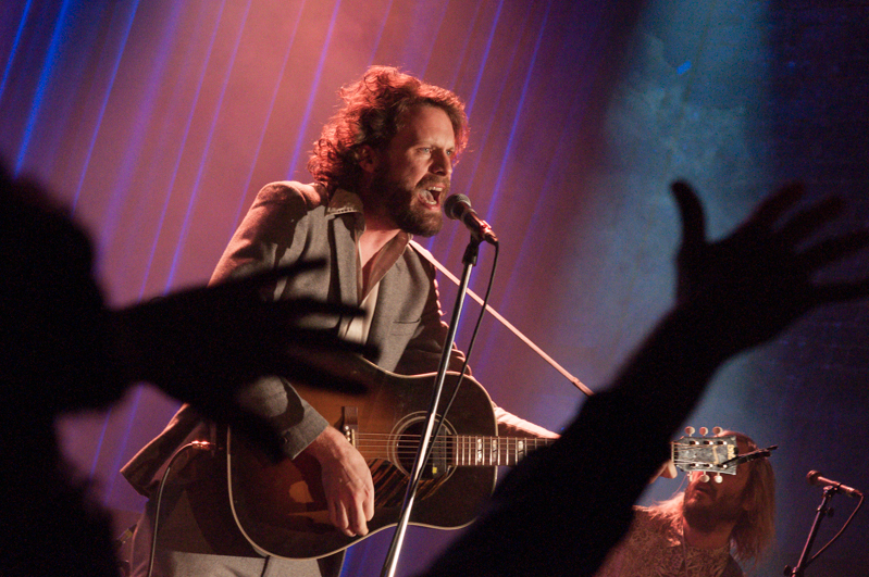 Father John Misty (my first time) at the Neptune.