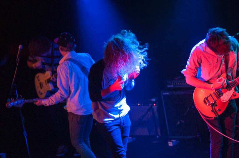 The Orwells at the Crocodile, AKA the best show of 2013 (so far) that nobody went to.