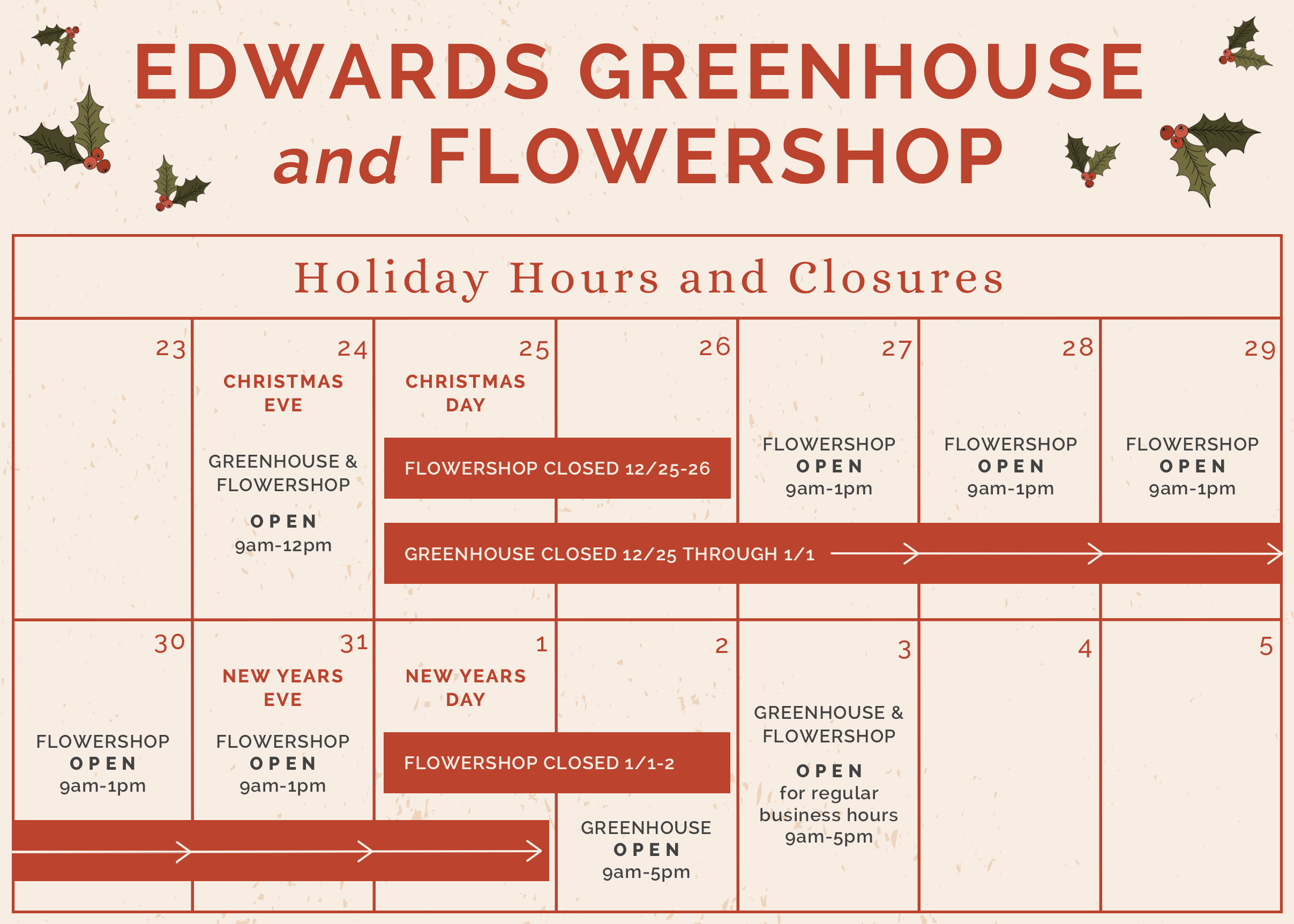 holiday hours and closures 2018.jpg