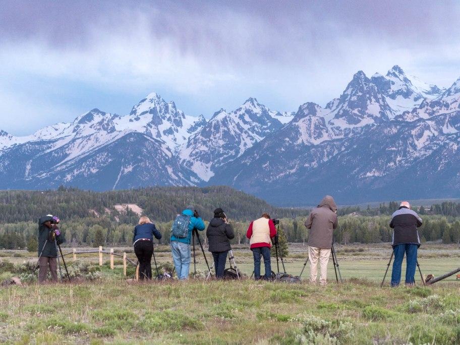 Tetons NP Wyoming