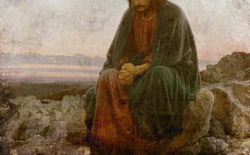 jesus-in-prayer