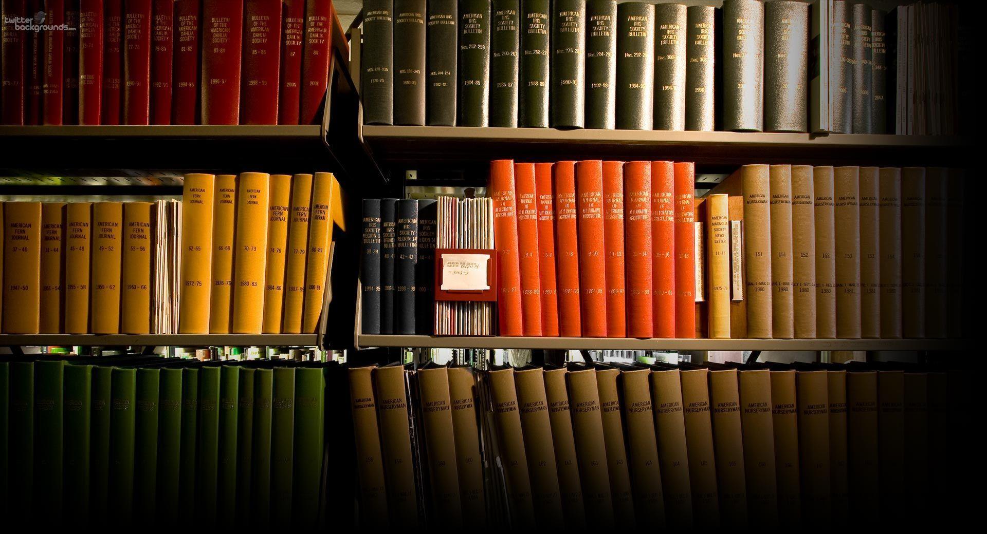 books-on-shelf-background