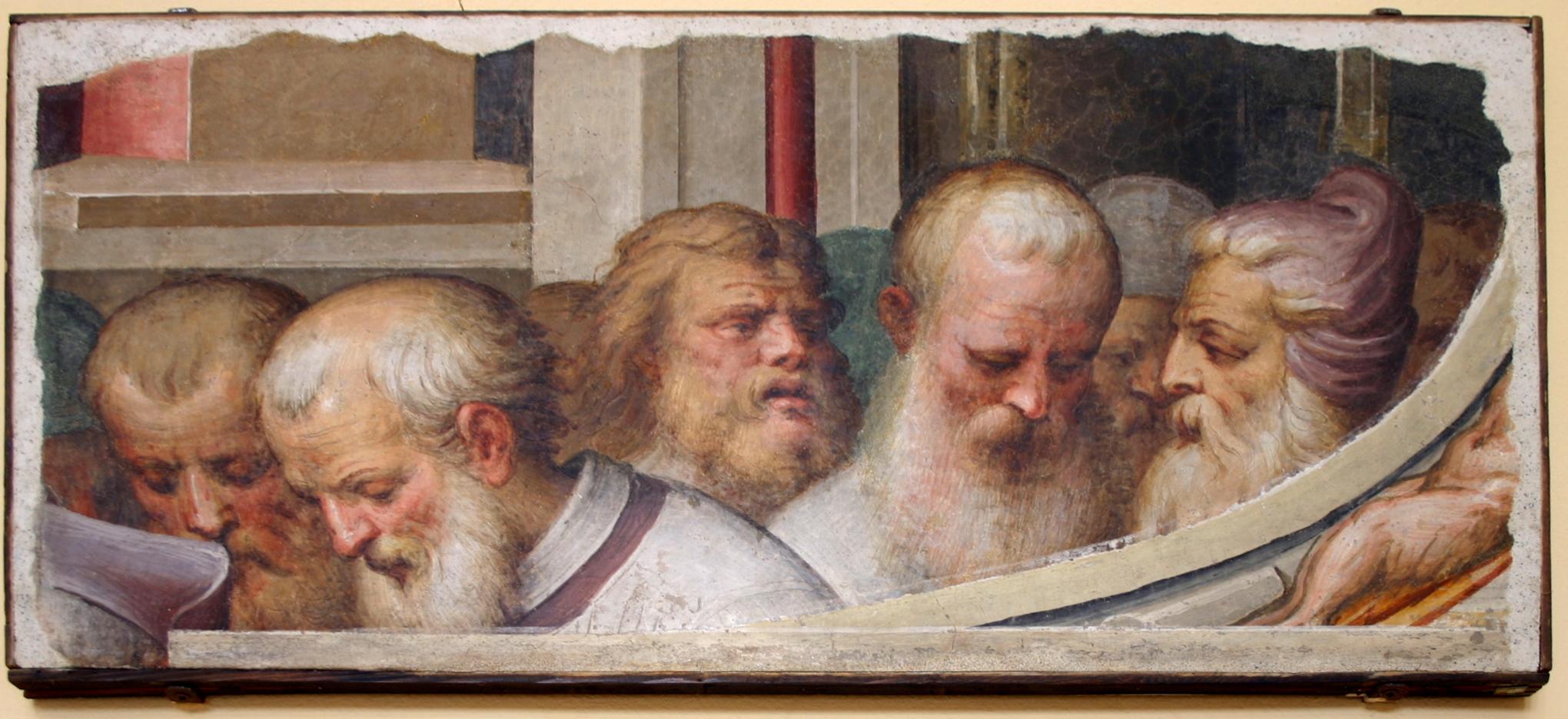9653_-_Milano_-_Museo_d._Scienza_-_Bernardino_Campi_-_Teste_di_vecchi_-_Foto_Giovanni_Dall'Orto,_13-Sept-2009.jpg