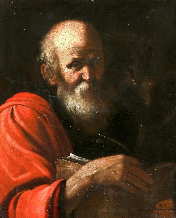 St. John the Apostle, Orazio Fidani, c. 1640-56