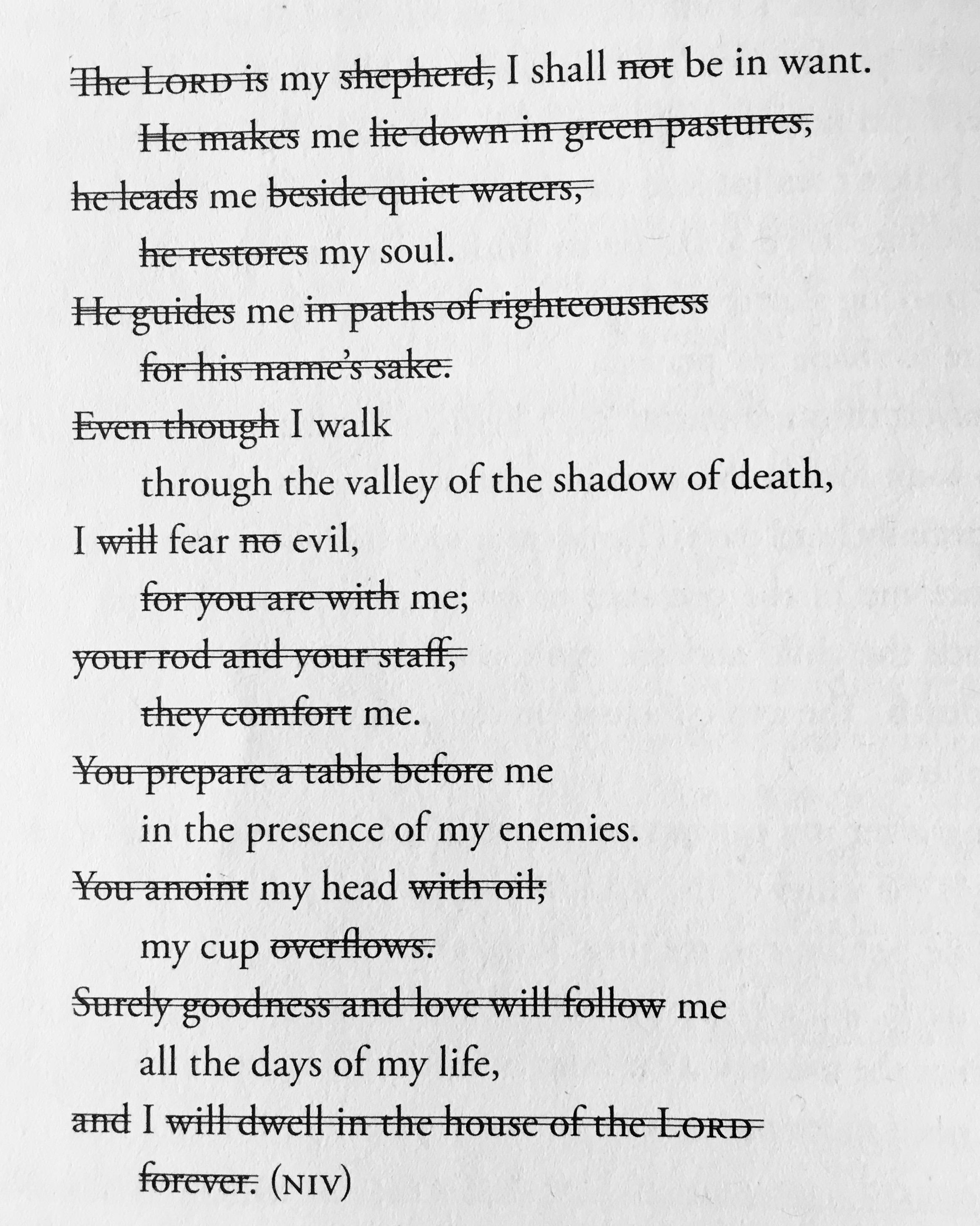 ( A Praying Life , page 88)