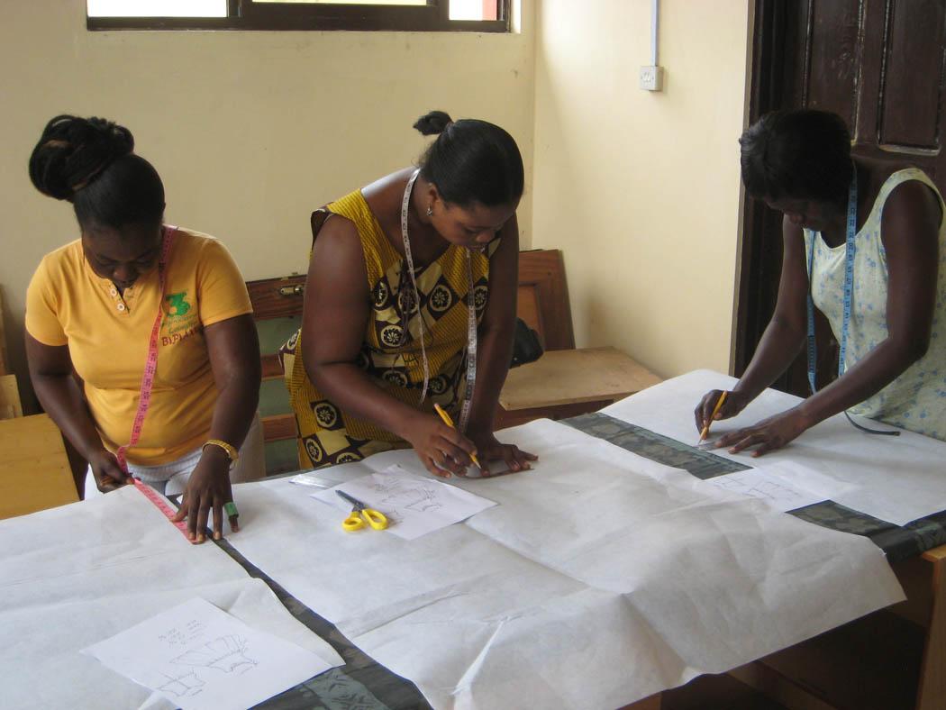 Global Mamas Patternmaking Workshop