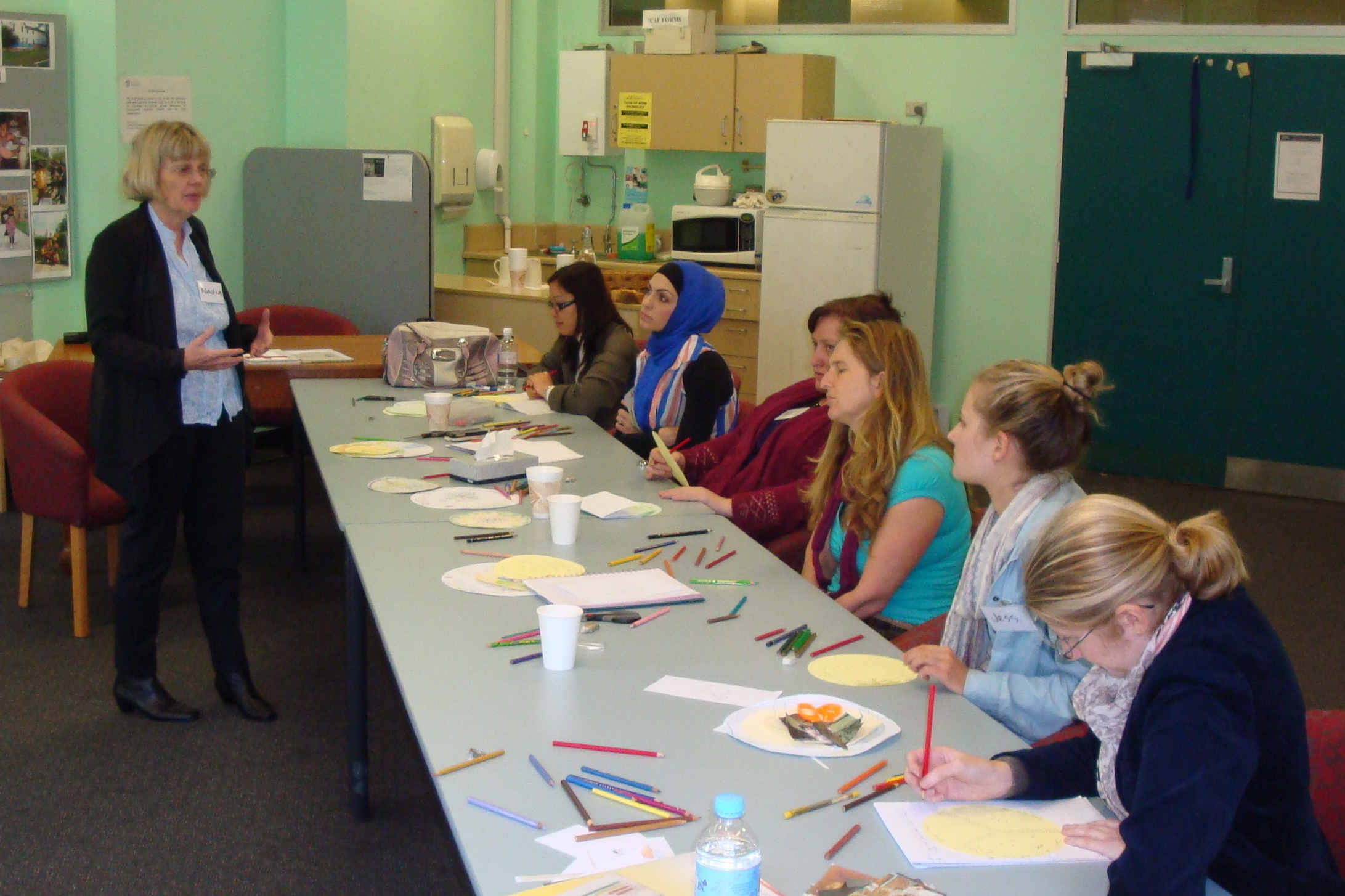 Circle Story Workshop