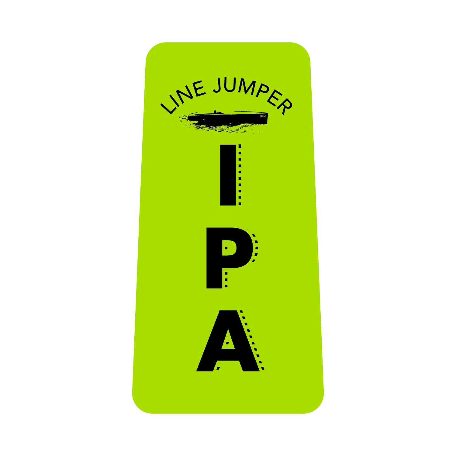 - LINE JUMPER IPA - 5.0% ABV, 56 IBU's; India Pale Ale; Line Jumper gets its name from boats smuggling liquor across the Canadian border into the US during prohibition. Accordingly, this hop forward ale toes the line between styles and swiftly smuggles citrus and fruity notes across your palate into IPA territory when the time is right. Columbus, Eureka! and Mosaic hops.