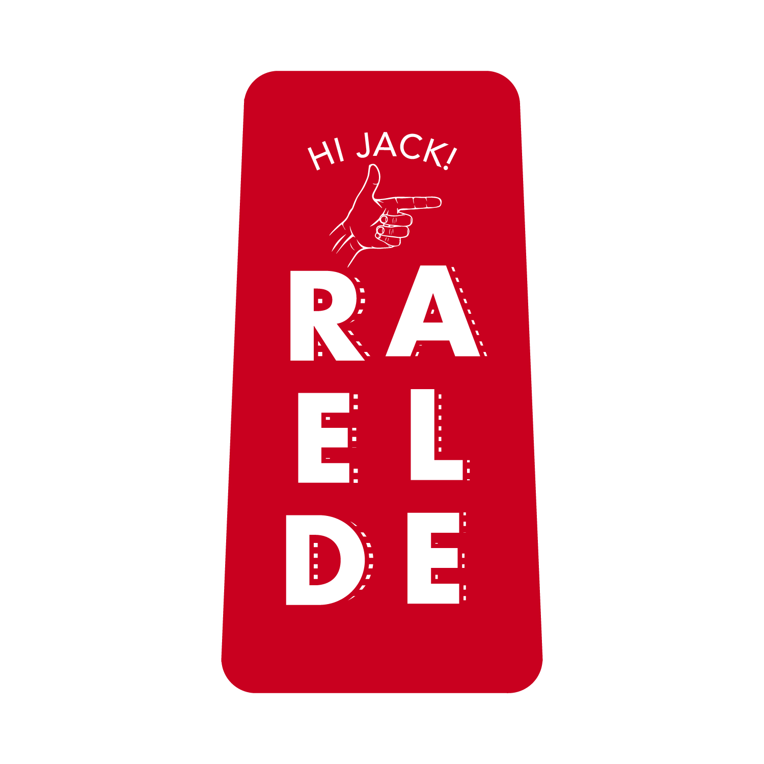 - HI JACK! RED ALE - 5.5% 33 IBU's; American Red Ale; Crystal and Black malts lend to a deep red hue and extremely smooth body while a dosing of Centennial hops provide floral and citrus notes with a small amount of bitterness to balance the beer.