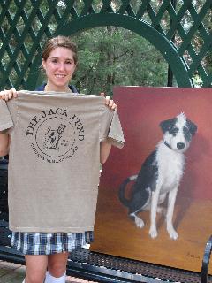 Madeline Danesi - 2010 Jack Fund Shirt