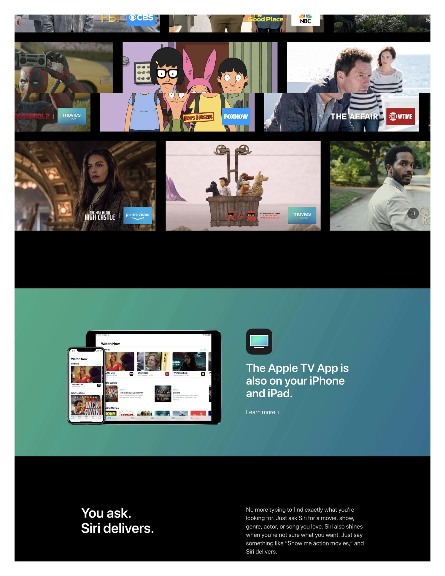 Apple - Apple TV 4K — Liz Marks
