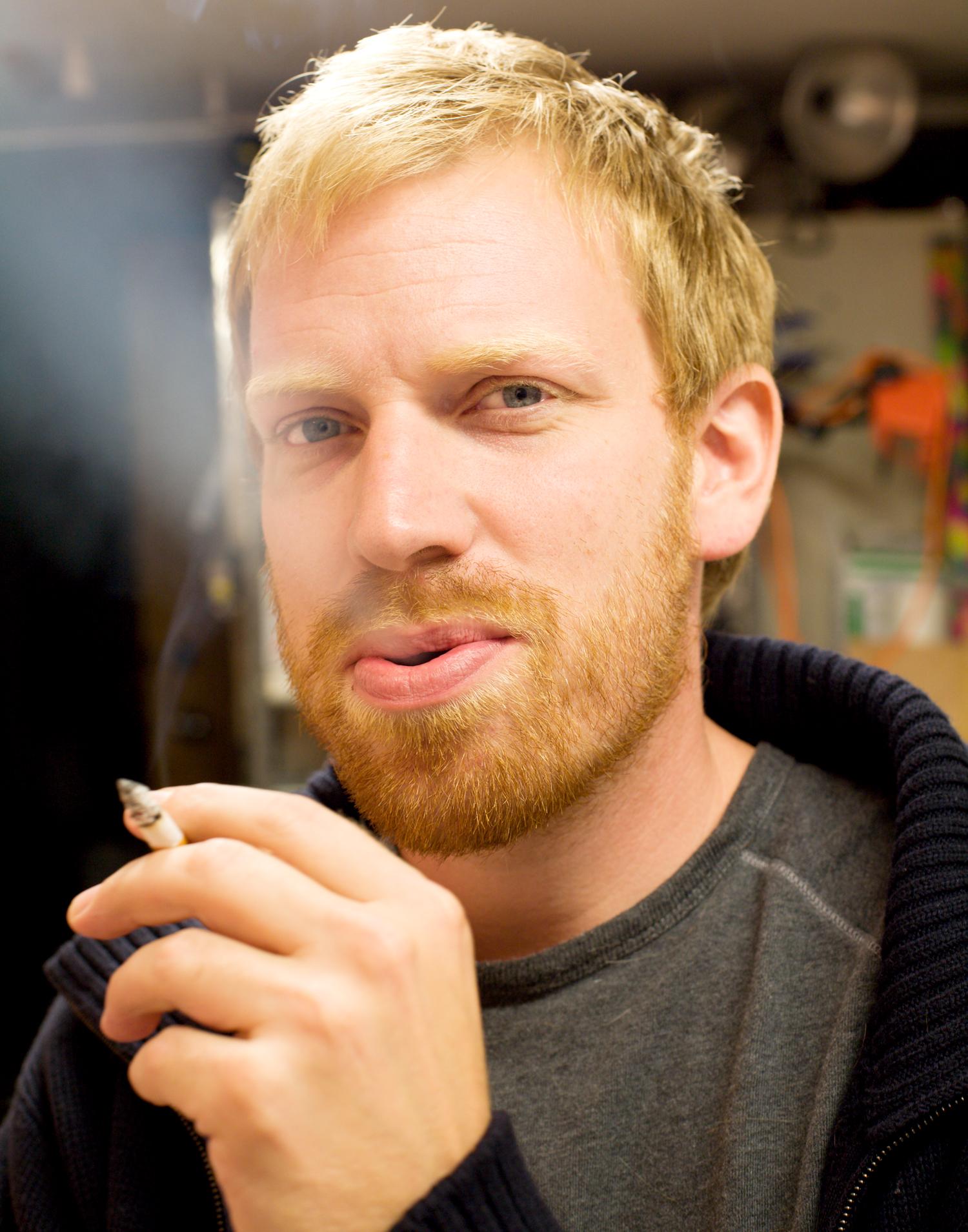 Jonn Angelbeck, painter