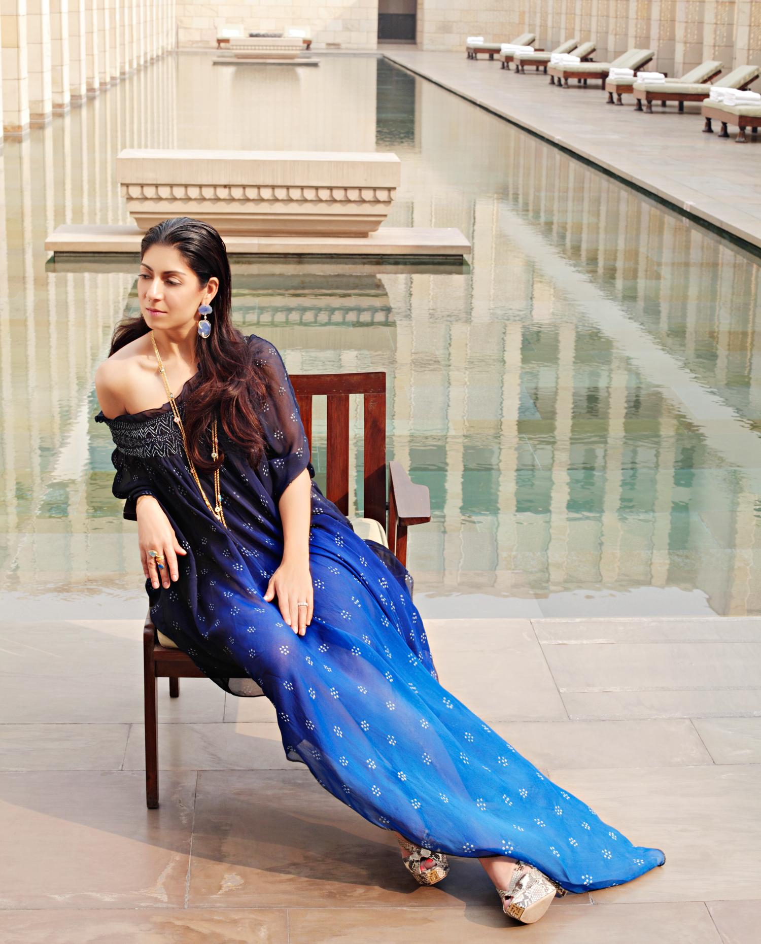 Anupi Oberoi, society wedding planner   Harper's Bazaar India