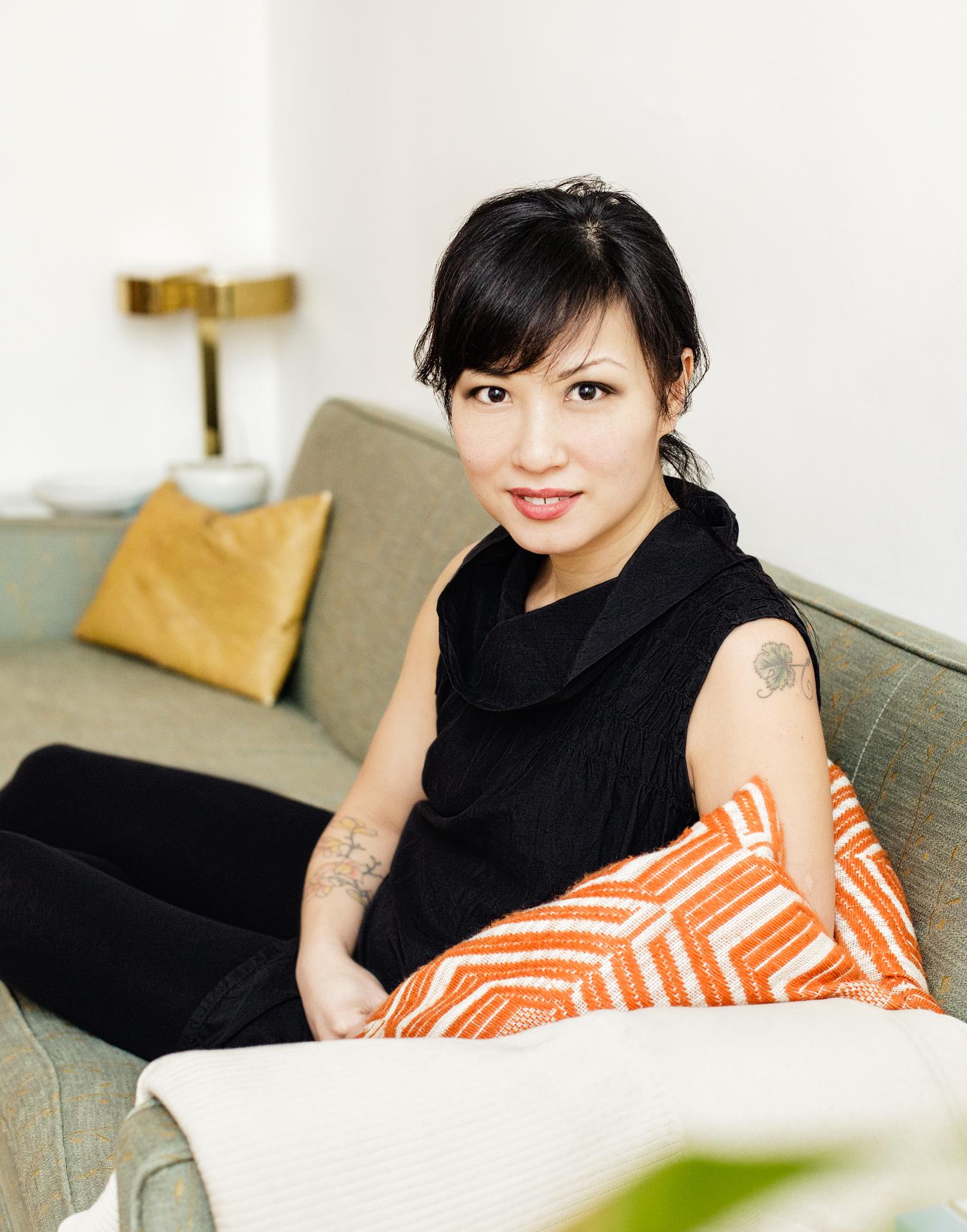 Elaine Tian, ceramics designer, Studio Joo