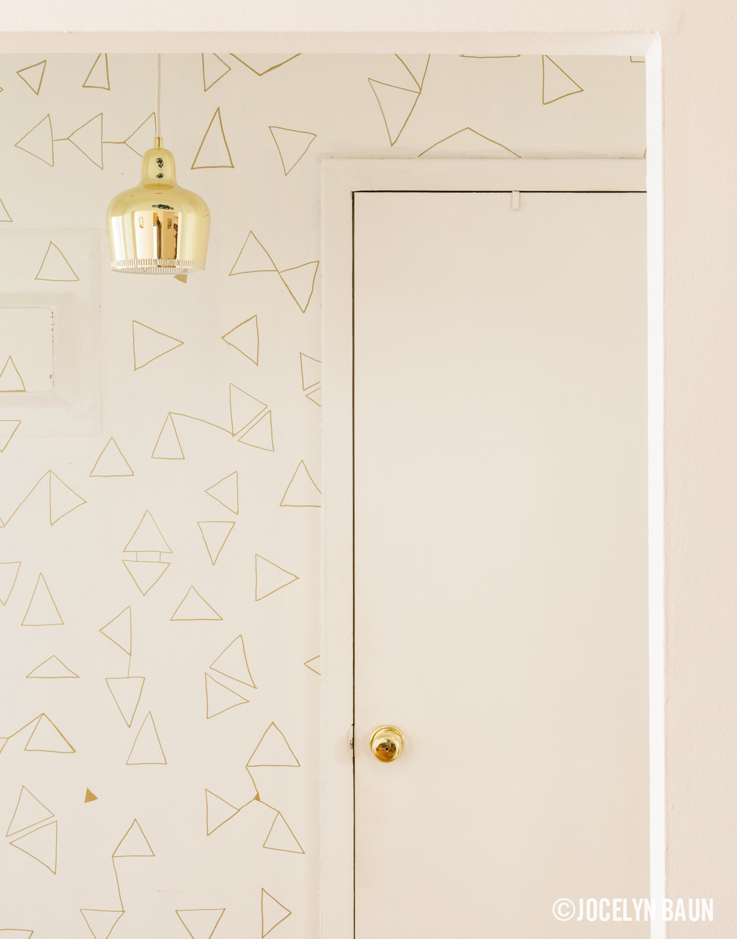 bkstyled Rima Campbell hand-drawn wall design