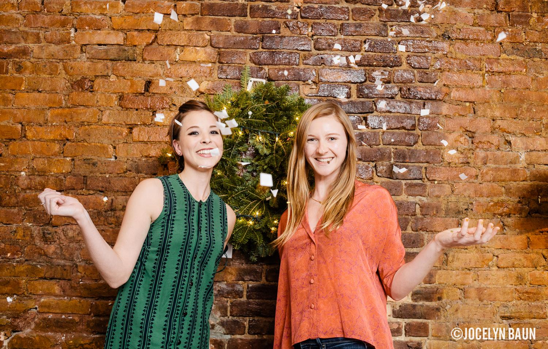 Rachel Apodaca and Rima Brindamour of bkstyled