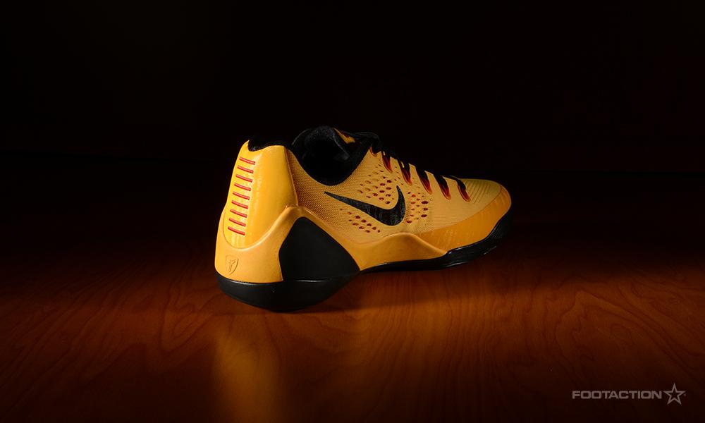 Nike Kobe 9 EM University Gold for Foot Action