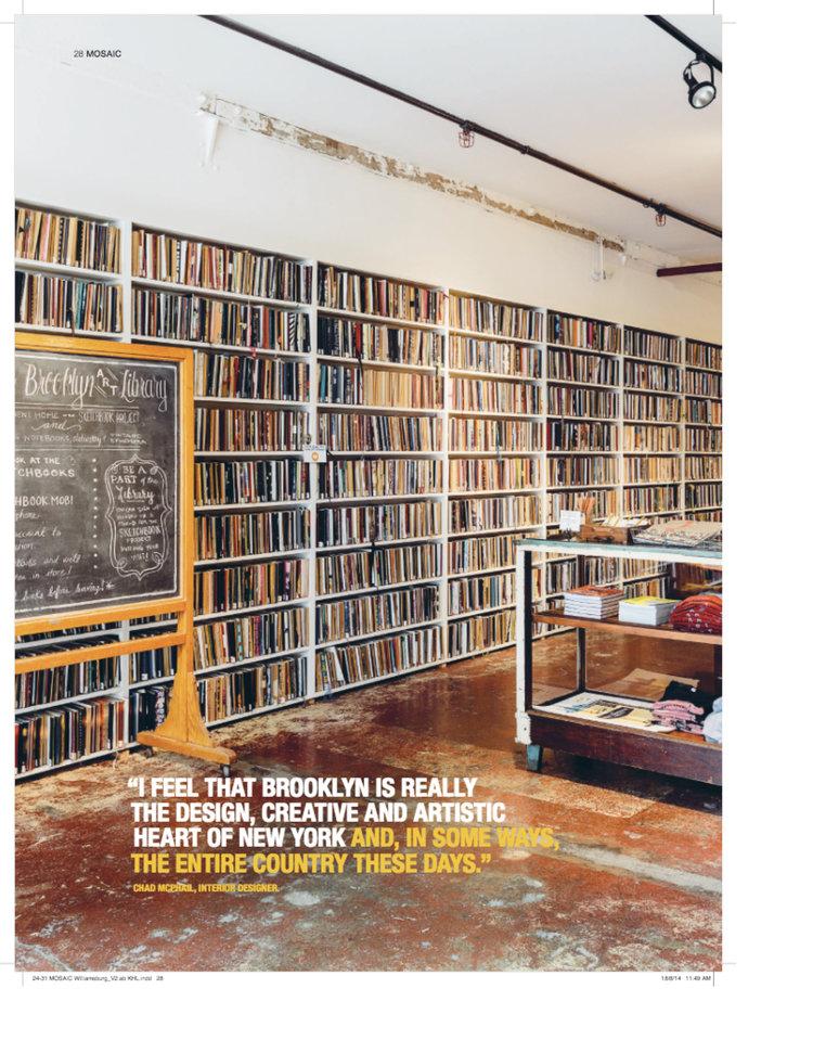 Williamsburg, Brooklyn  SO/HO Issue 9