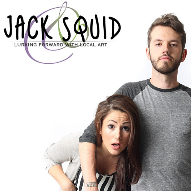 If you have not seen or heard about JACK&SQUID you are out of the loop!   my blog and allisons blog has been stagnant because of all the work we have been putting into JS.. so if you dont know what that is, it is our online art store!  the website is up and creating buzz around the social media please  LIKE US ON FACEBOOK , follow us on instagram/twitter @jackandsquid  and bookmark our website and keep lurking for updates!  JACKANDSQUID.COM