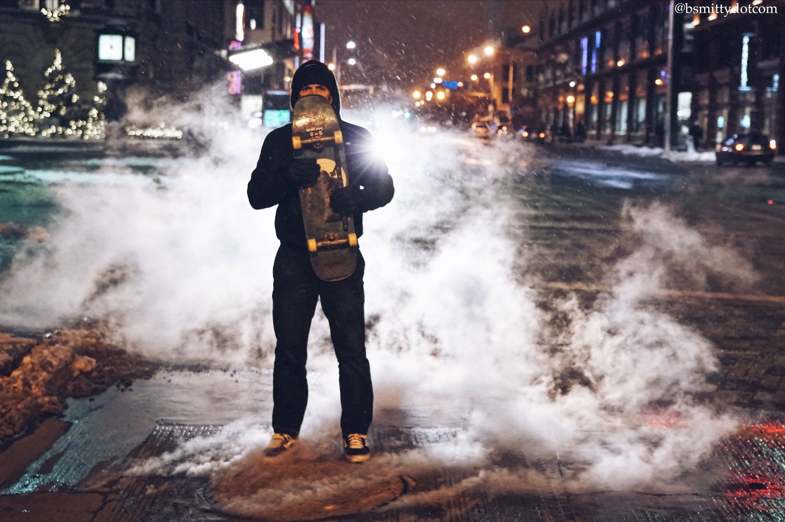 Kristian Svitak frozen Cleveland