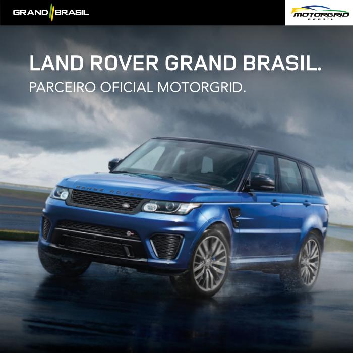Land Rover Grand Brasil