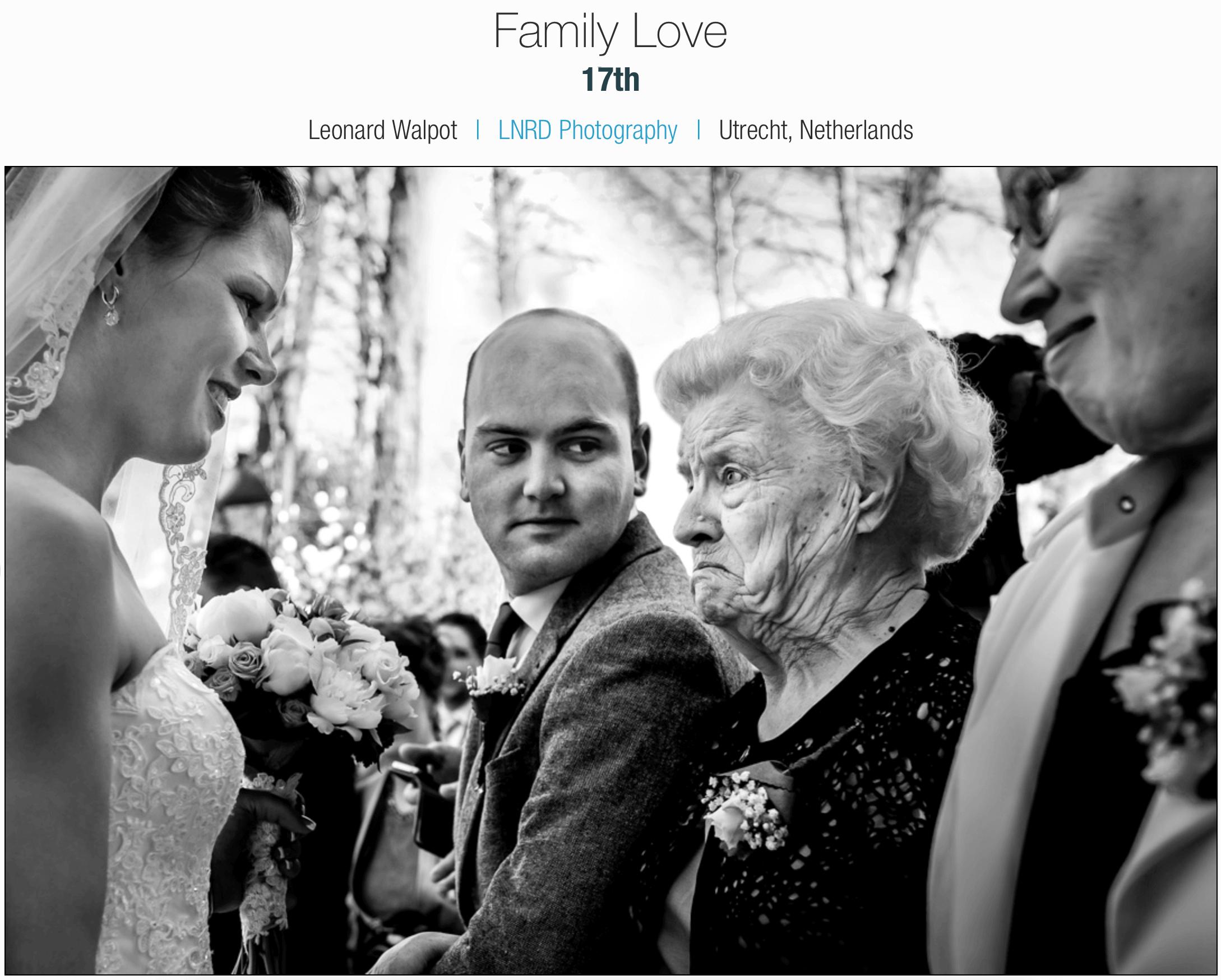 International Society of Professional Wedding Photographers (ISPWP) - Spring 2016