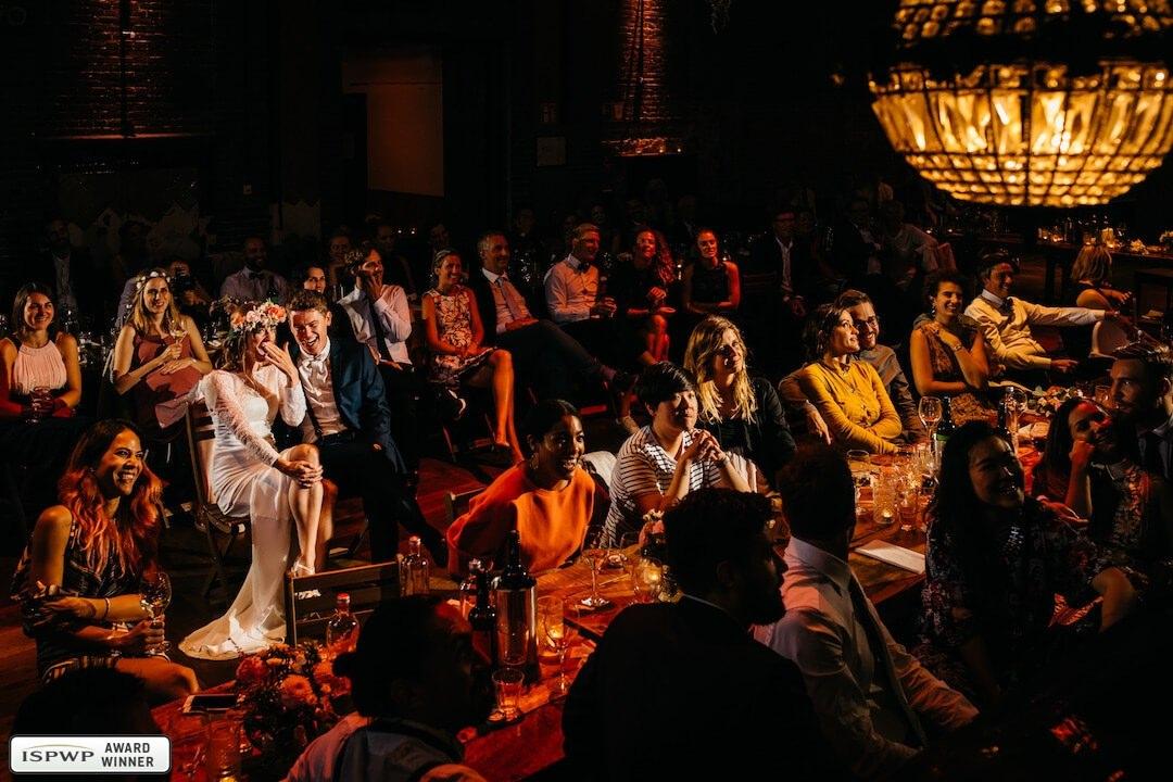 International Society of Professional Wedding Photographers (ISPWP) - Winter 2018