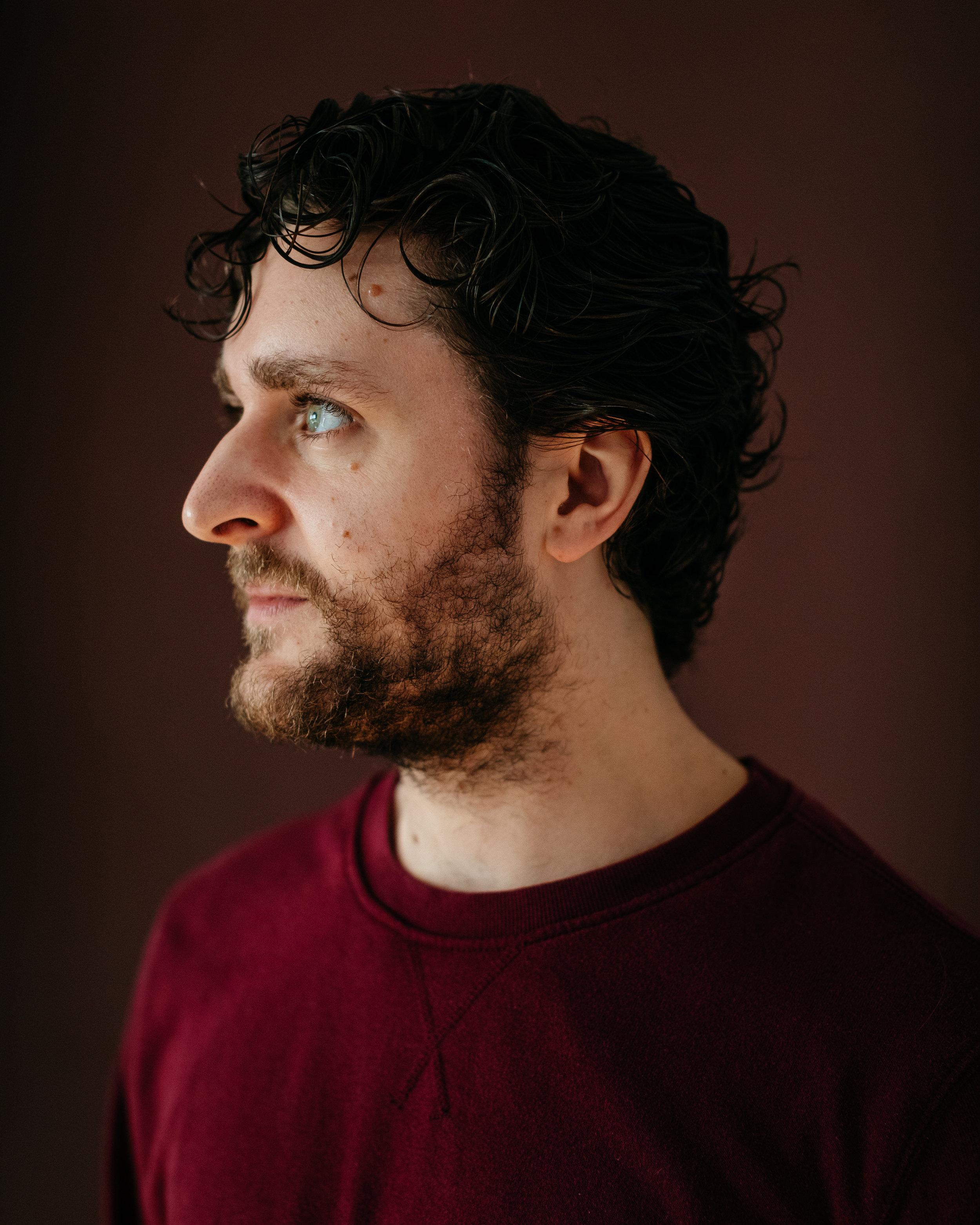 Alain Verheij voor Petrus Magazine, 2019