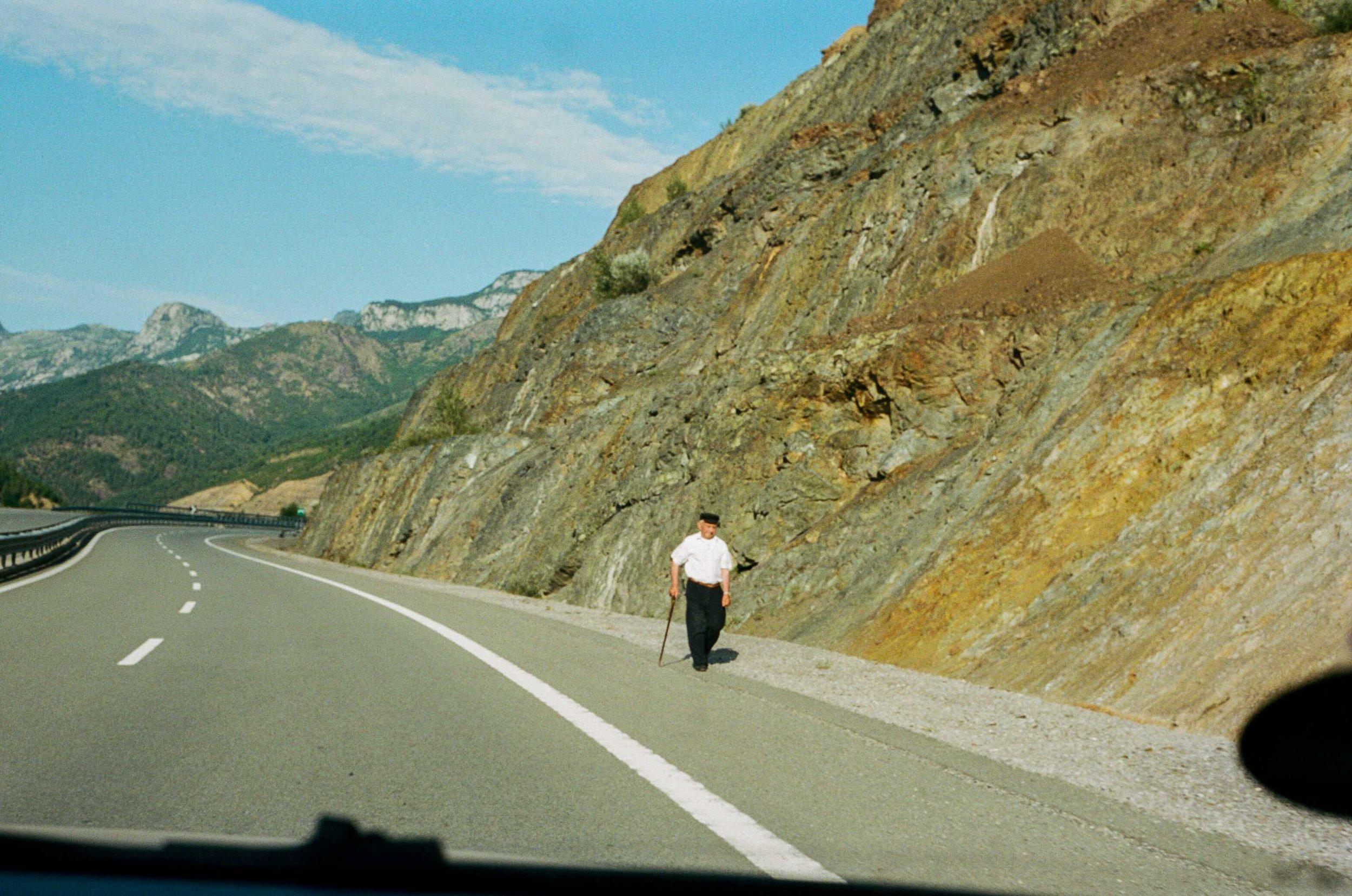 Somewhere in Albania