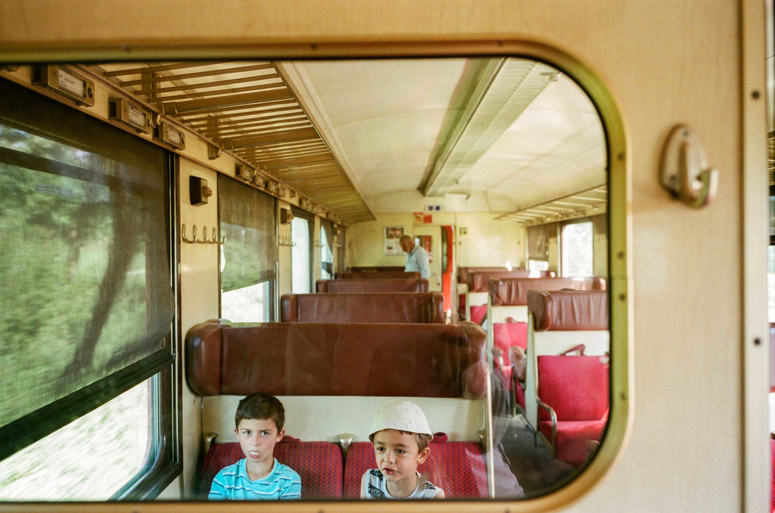 Pristina > Pejë via train, Kosovo