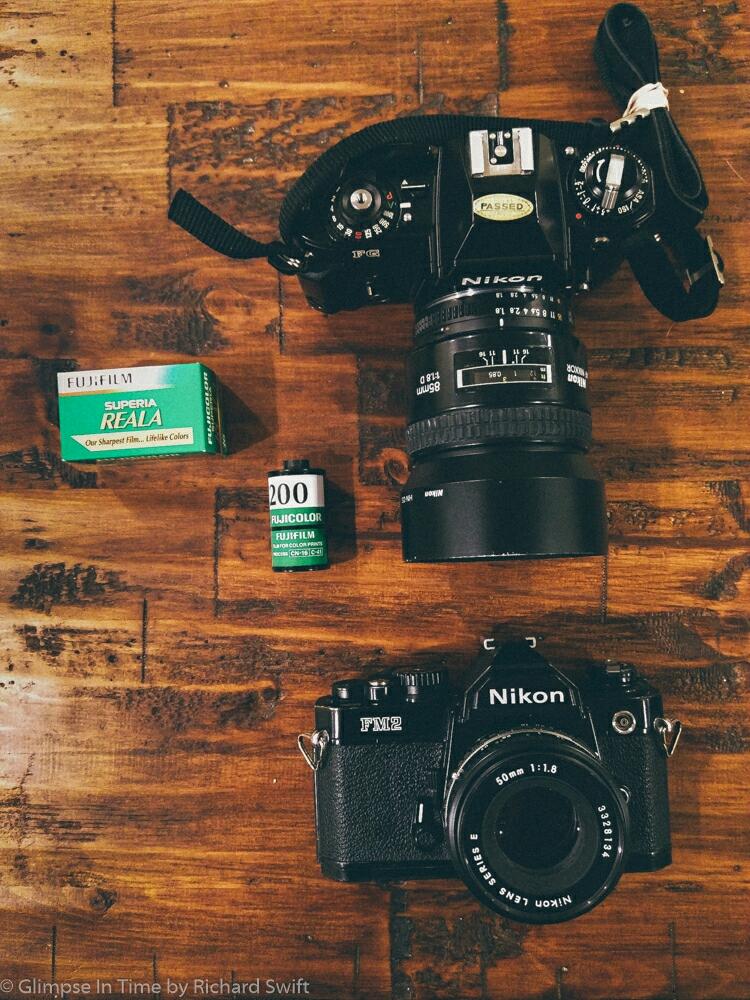 Nikon FG, Nikon FM2