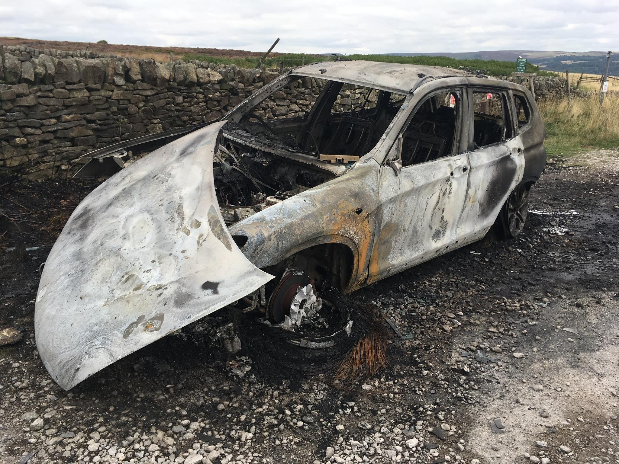 My parents' car bursts into flames — Girl & Kat