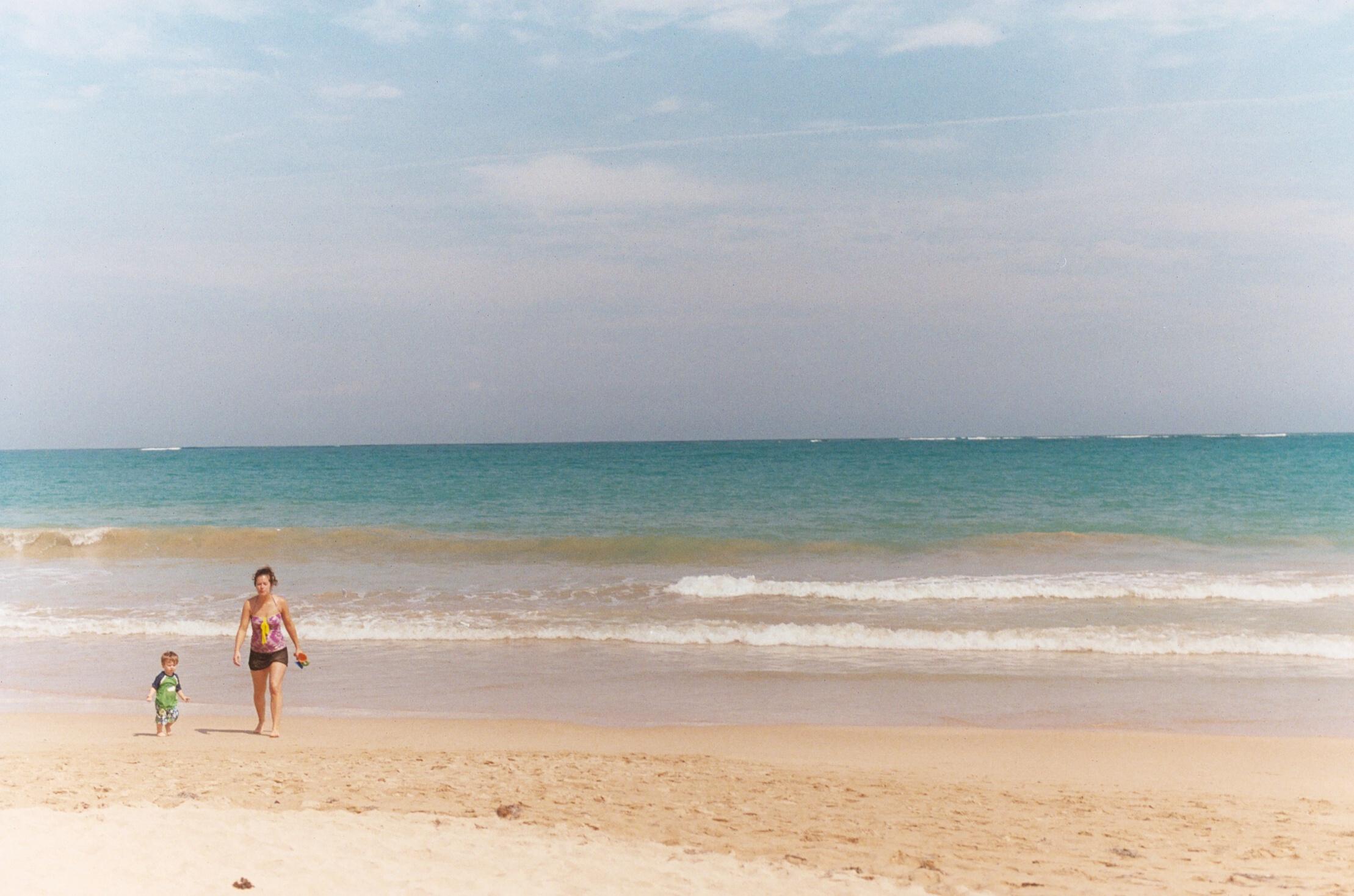 Ocean Sky Sand Puerto Rico
