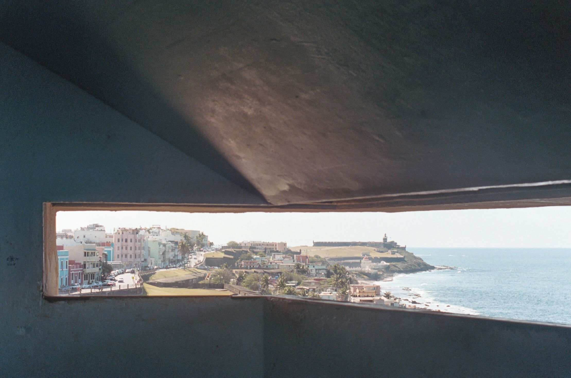 View from Inside Puerto Rico