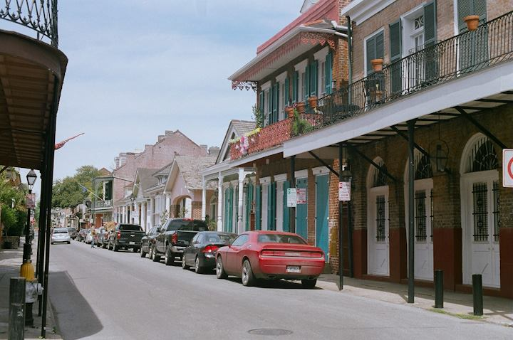 Street View New Orleans