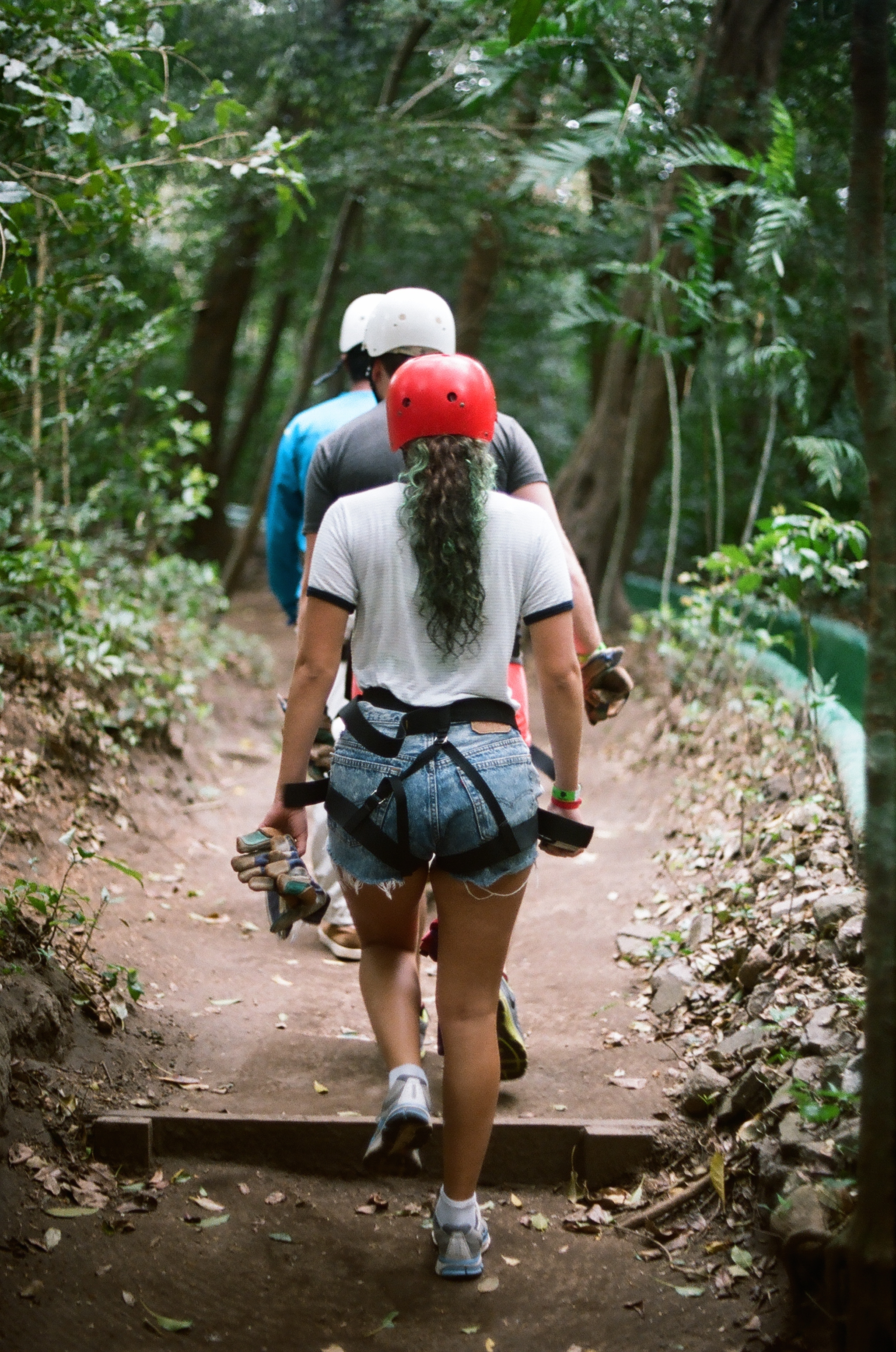 Jungle Hiking Costa Rica