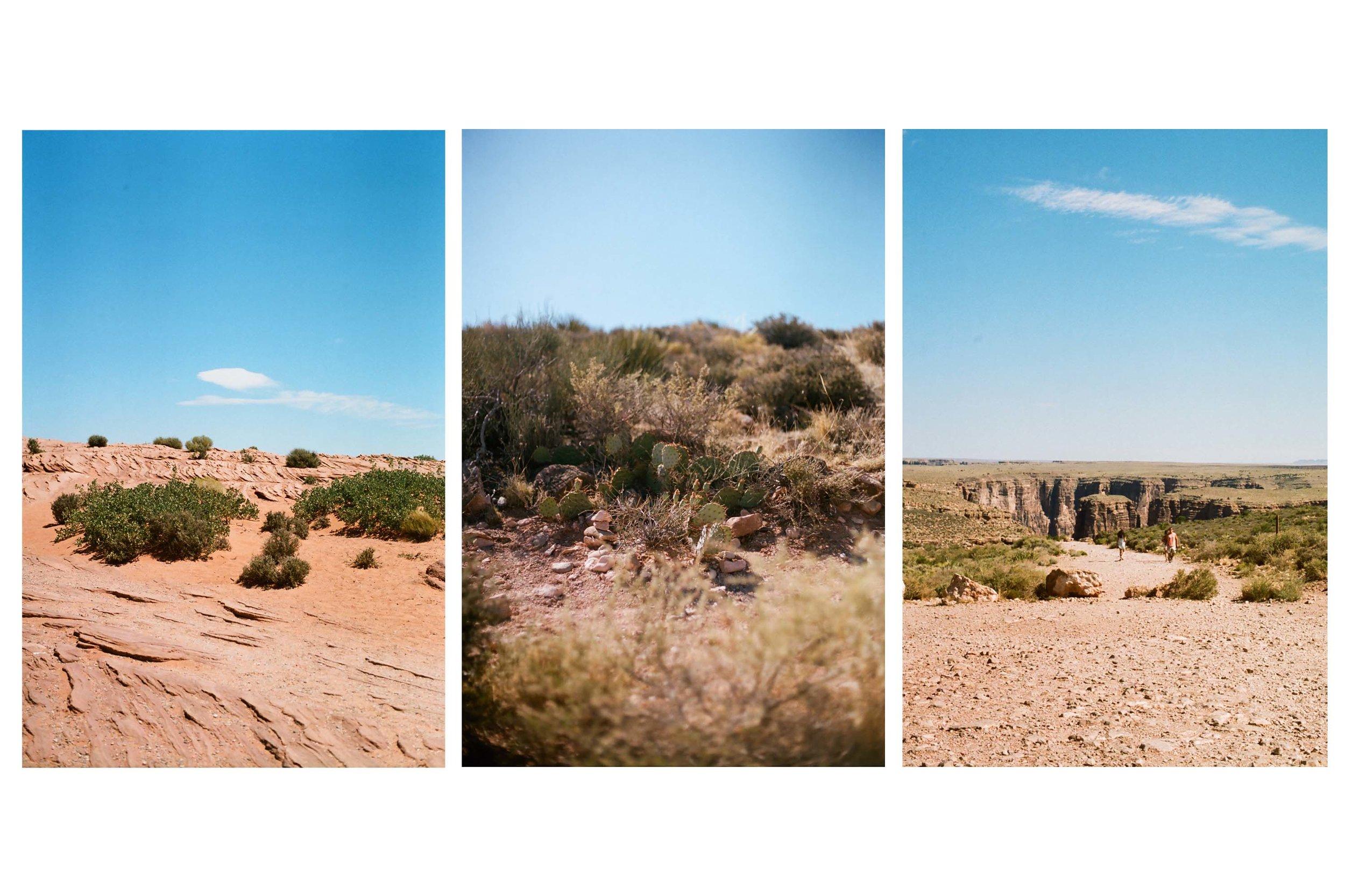 desert sky photo