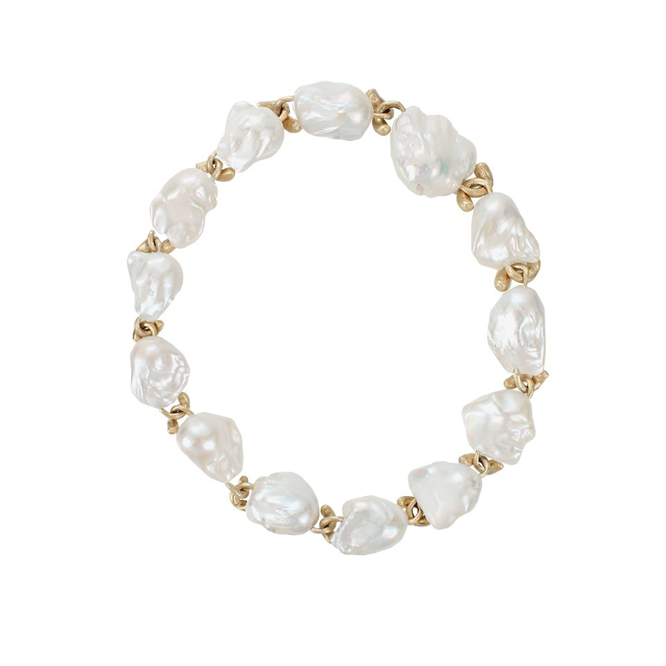 """Also for the Bridal Jewelry Section,  Yvel  white baroque freshwater pearl necklace with yellow gold accents.                                Normal    0                false    false    false       EN-US    JA    X-NONE                                                                                                                                                                                                                                                                                                                                                                                                                                                                                                                                                  /* Style Definitions */ table.MsoNormalTable {mso-style-name:""""Table Normal""""; mso-tstyle-rowband-size:0; mso-tstyle-colband-size:0; mso-style-noshow:yes; mso-style-priority:99; mso-style-parent:""""""""; mso-padding-alt:0in 5.4pt 0in 5.4pt; mso-para-margin:0in; mso-para-margin-bottom:.0001pt; mso-pagination:widow-orphan; font-size:12.0pt; font-family:Cambria; mso-ascii-font-family:Cambria; mso-ascii-theme-font:minor-latin; mso-hansi-font-family:Cambria; mso-hansi-theme-font:minor-latin;}"""