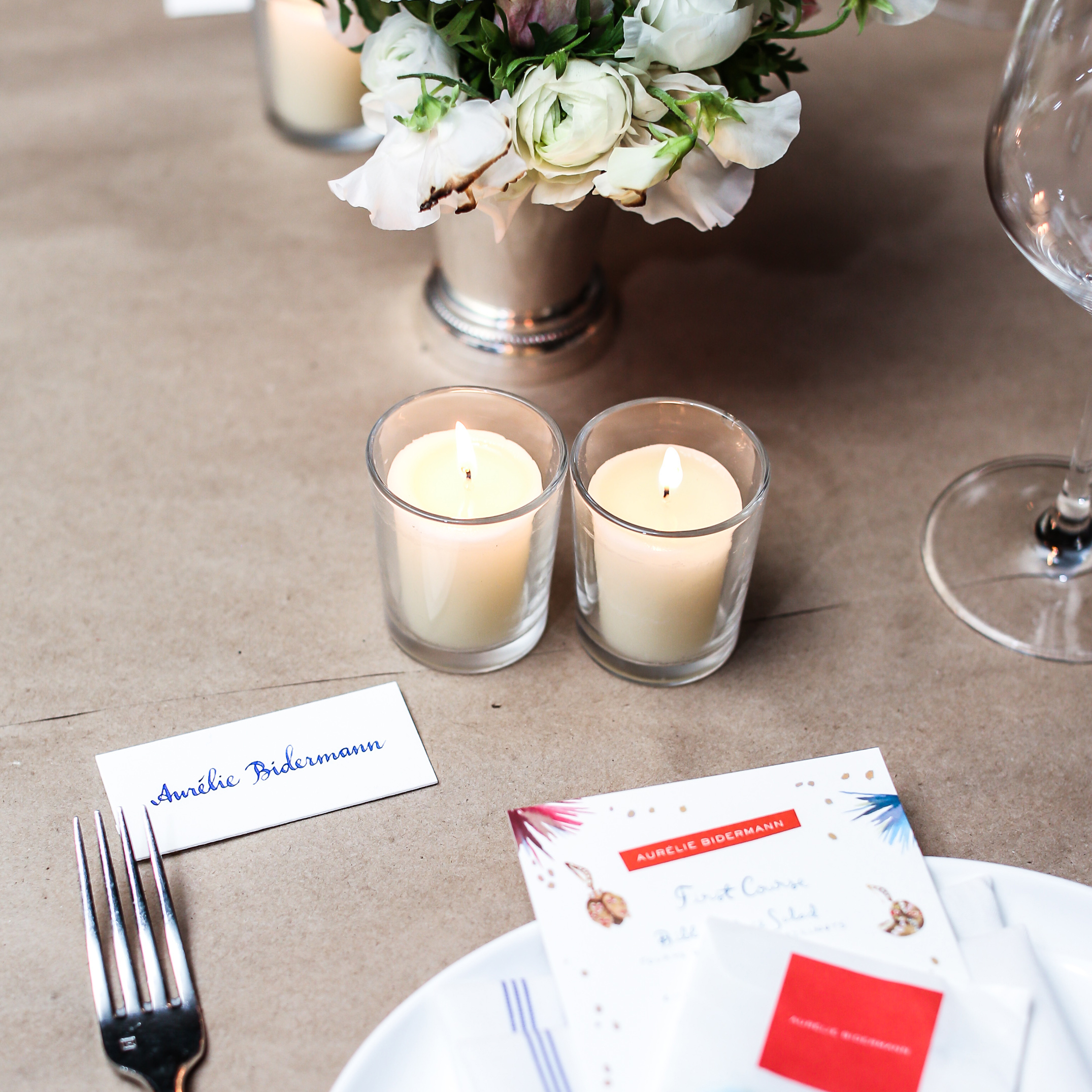 Aurelie Bidermann Placecards
