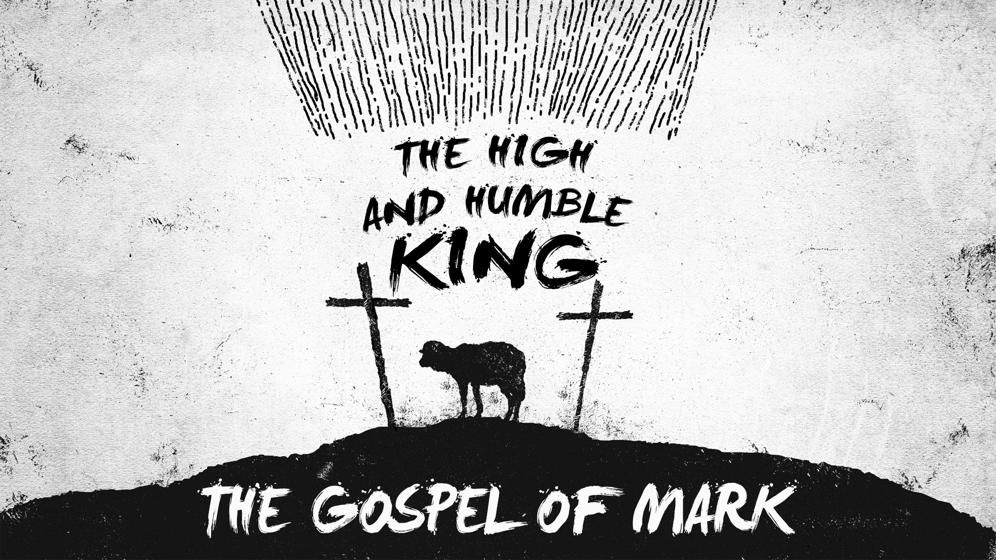 God's Gift of Grace - Mark 14:1-25 — VERITAS CHURCH