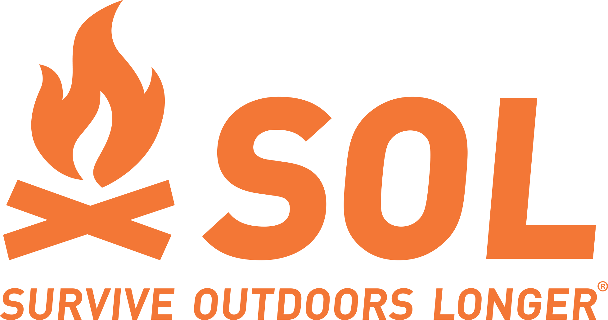 SOL™ is committed to helping you Survive Outdoors Longer by providing you with category-defining tools, kits, and essentials plus instructions, tips, and techniques from experts in the field. Don't run out of luck - get SOL™.