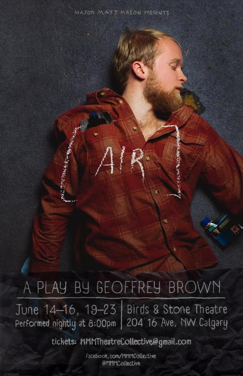 Air by Geoffrey Simon Brown