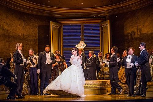 Violetta, La traviata  Royal Opera House Covent Garden  June 27, 30 July 4 2017