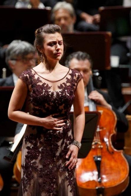 Soloist, Verdi Requiem   Monteverdi Choir & Orchestra  September 16, 18, 20 2018     Tour date and city details >