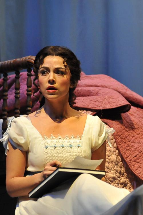 Tatyana,  Eugene Onegin    Michigan Opera Theatre  October 13, 17, 19, 21 2018