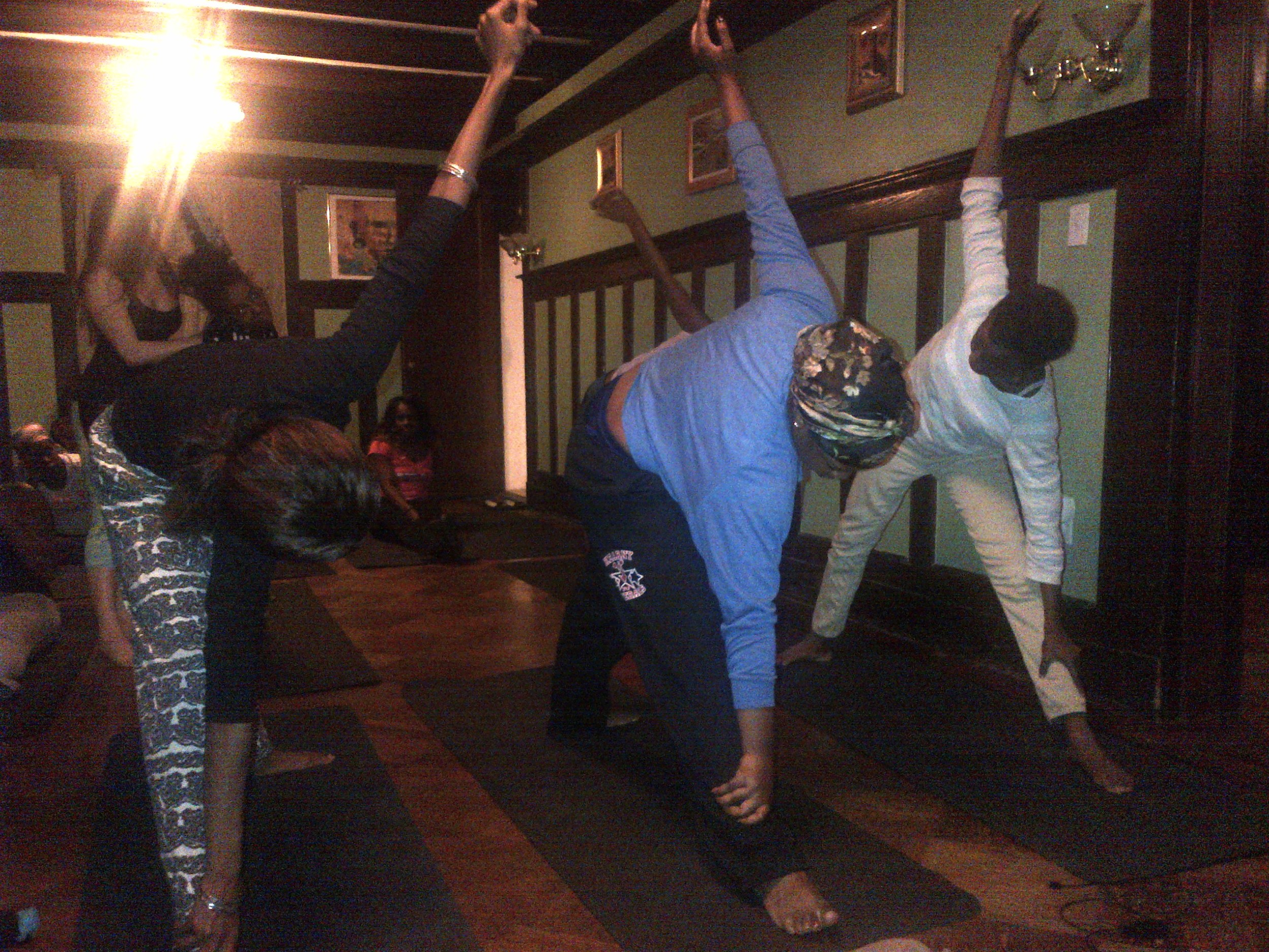 Yoga Classes @ Sierra House!!!