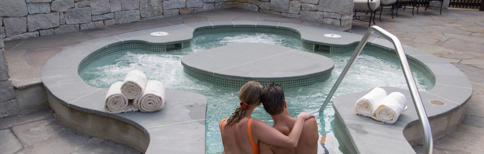 Fab Mineral Pool @ the Spa